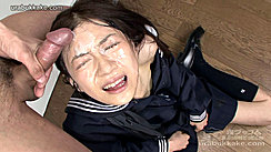 Kogal Asian bukkake